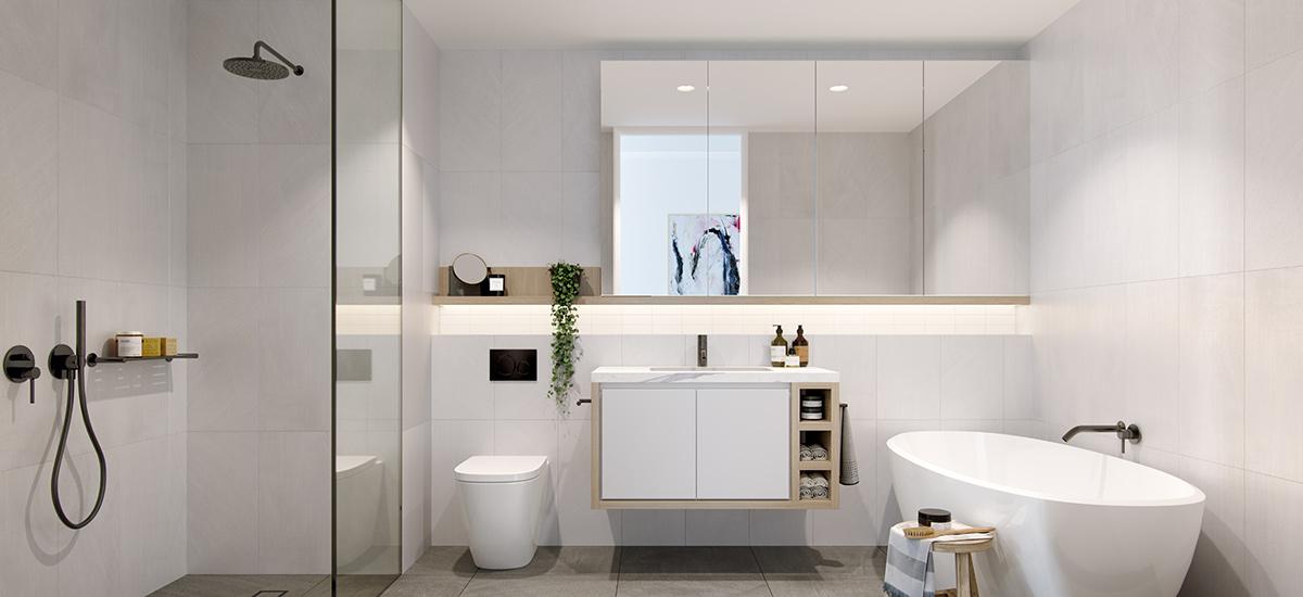 Summit bathroom