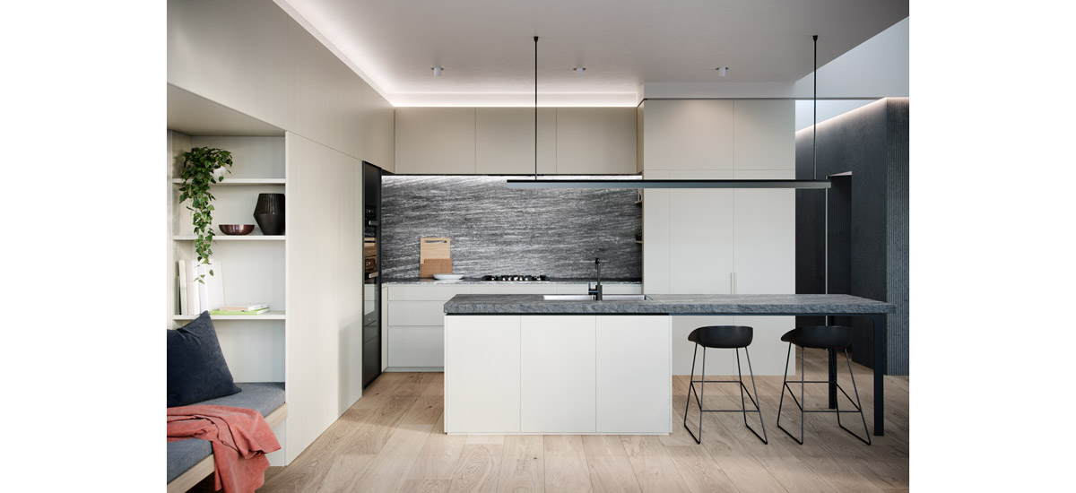 The auburn hawthorn kitchen
