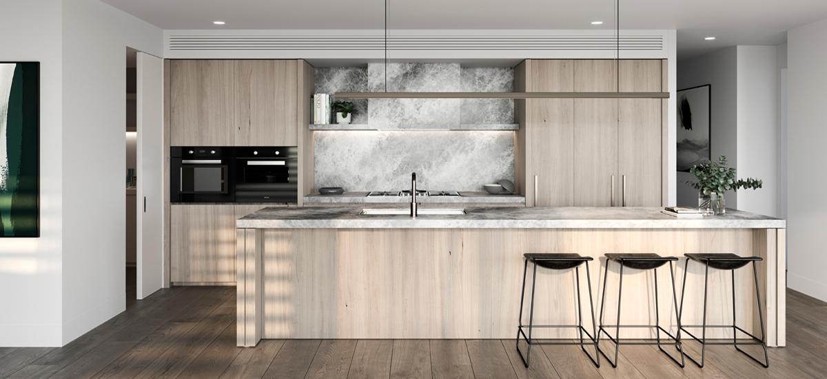 The Beckworth kitchen