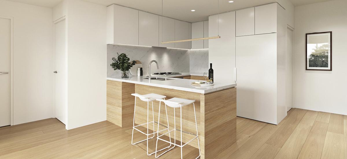 Camira kitchen