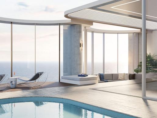 The Monaco apartments