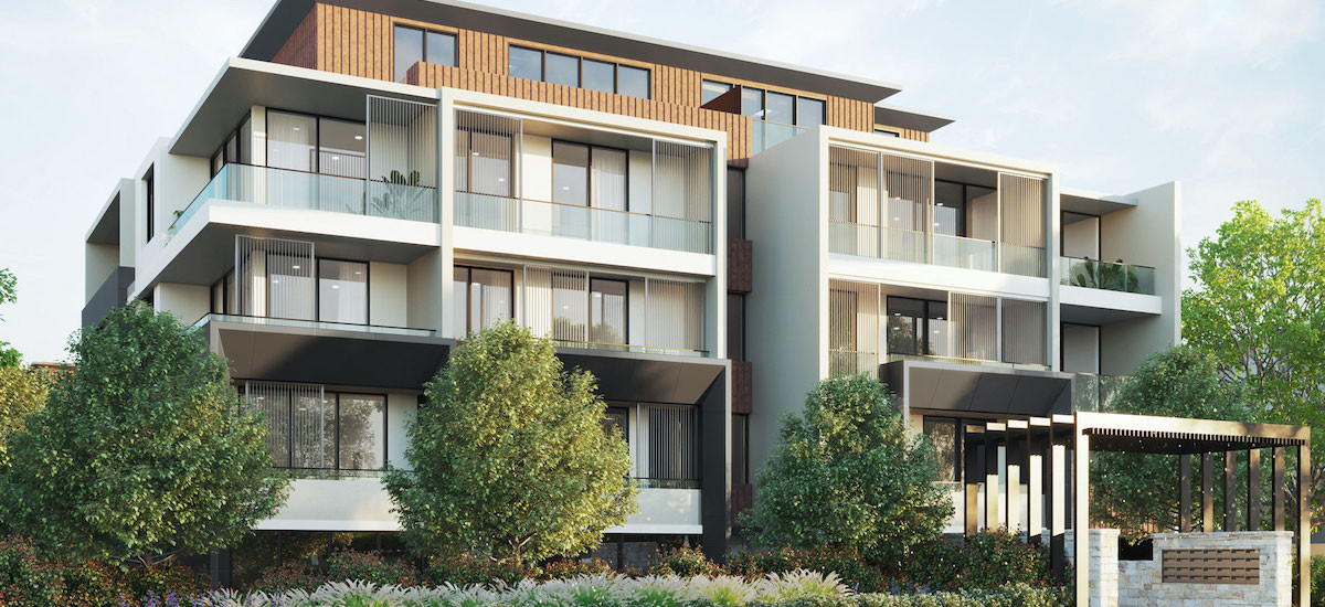 Tilia Lindfield apartments New South Wales