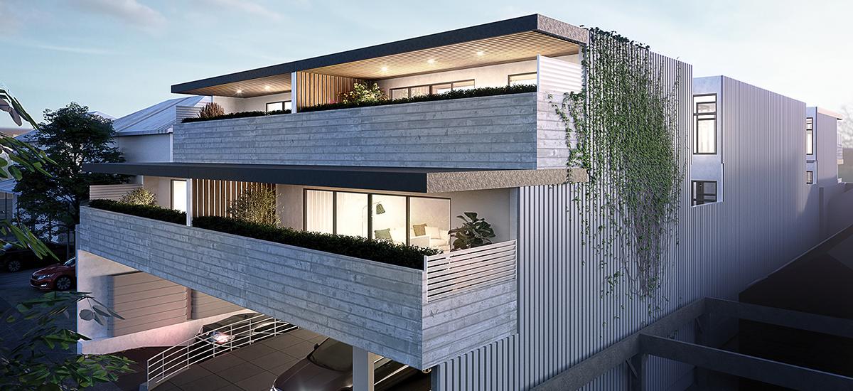 Tilli hampton building exterior