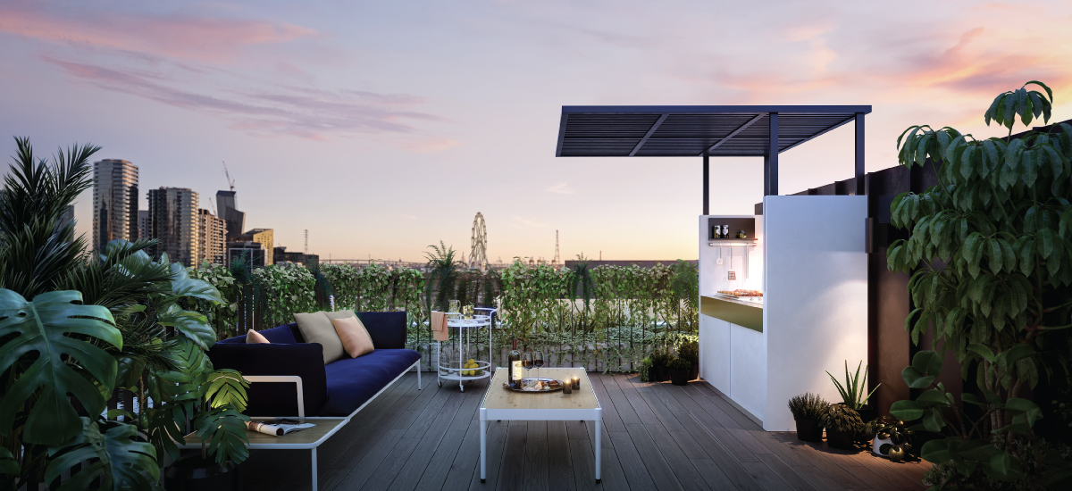 Townhaus rooftop