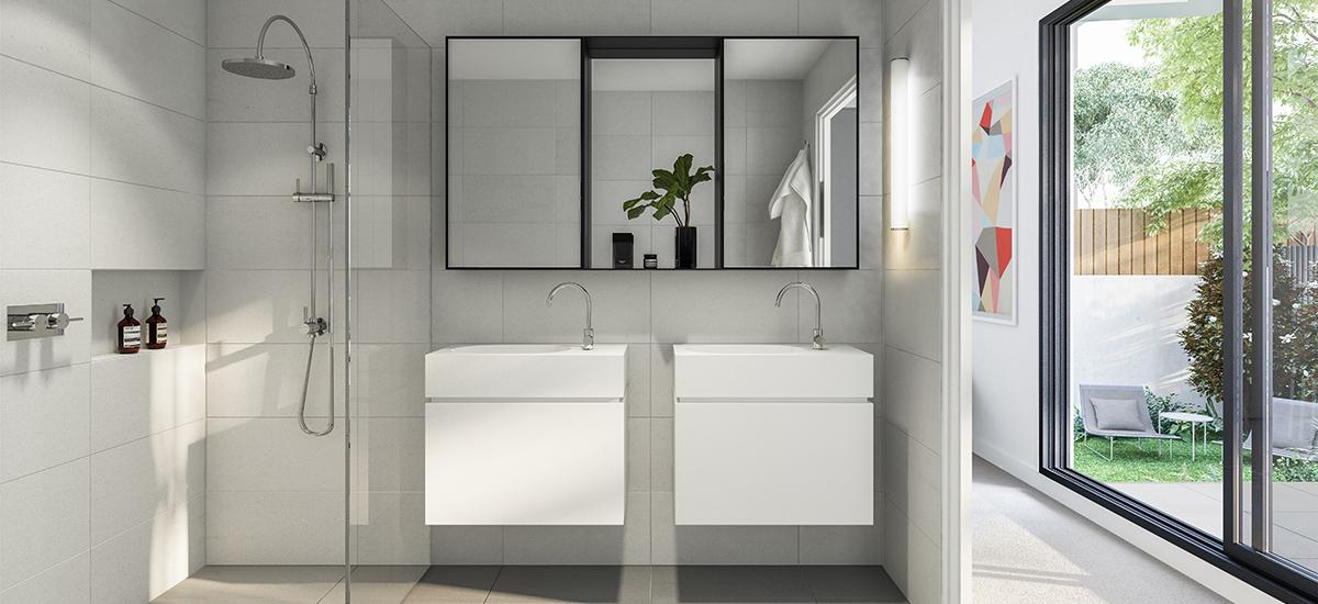 TRIO bathroom