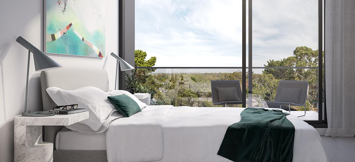 TRIO bedroom