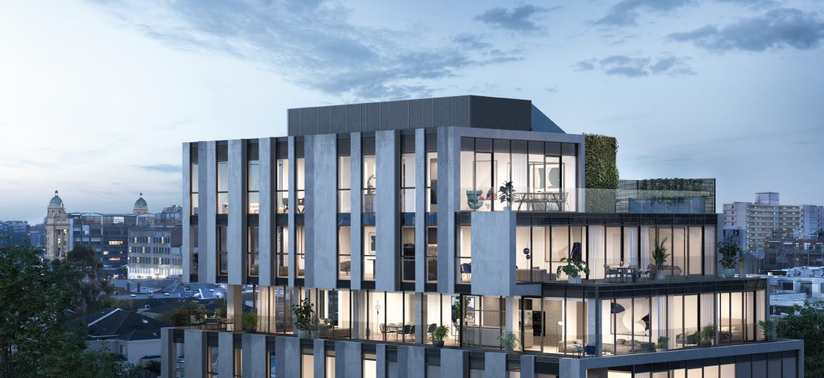 Ukiyo building exterior