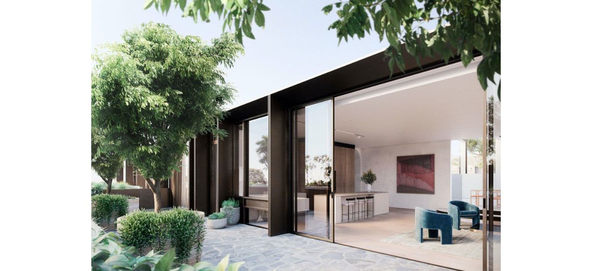 Willow Apartment - 2, 3 & 4 Bedroom Residences in Brighton